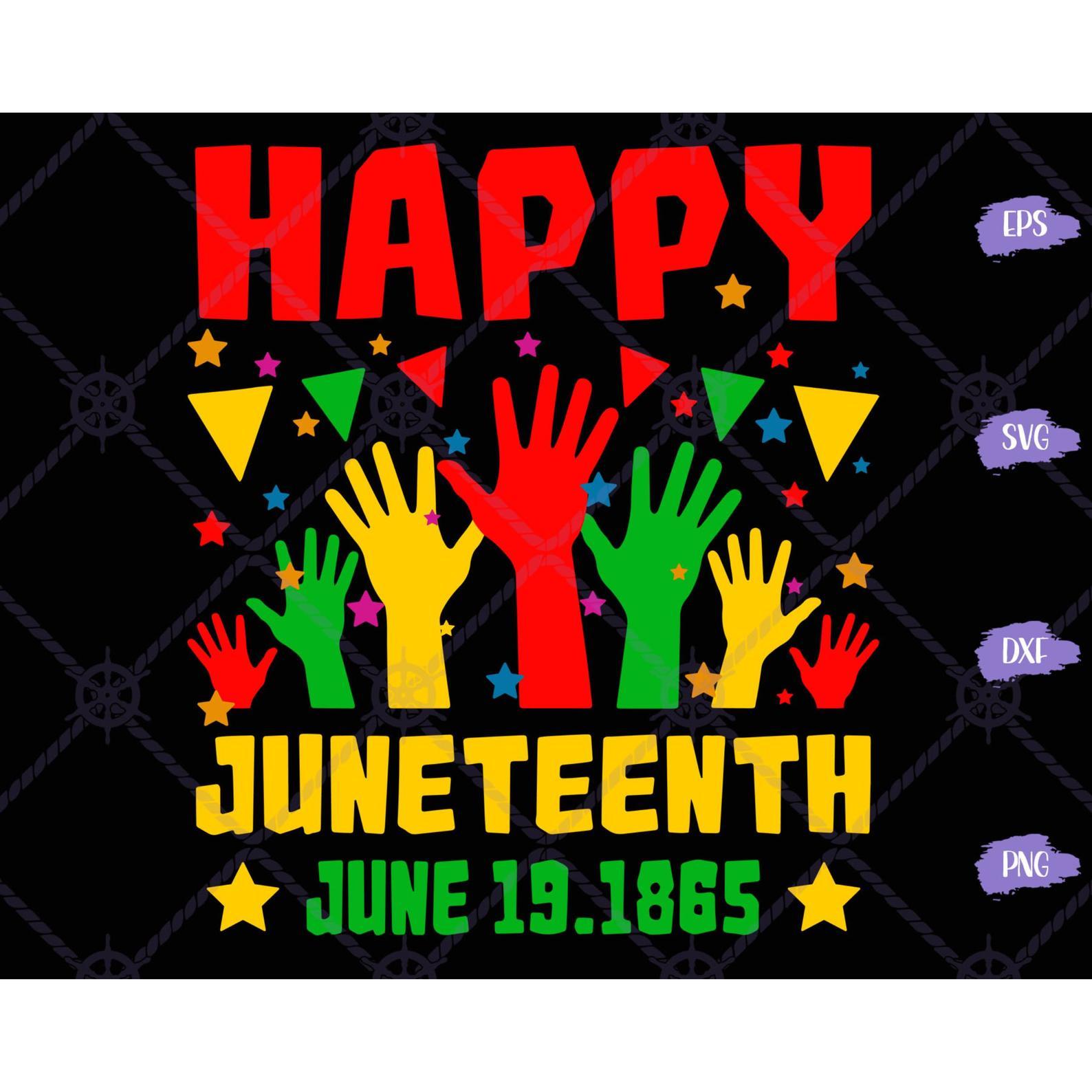 Happy Juneteenth!
