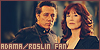 Bill Adama and Laura Roslin icon