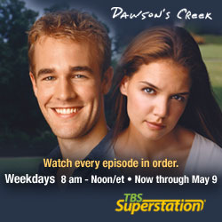 Dawson's Creek TBS ad