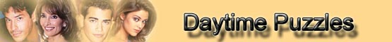 Daytime Puzzles banner