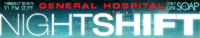 General Hospital: Night Shift logo