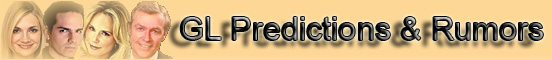 Guiding Light 2002 Predictions & Rumors banner