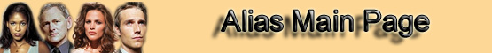 Alias Main Page Banner
