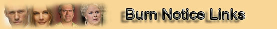 Burn Notice Links banner