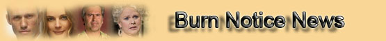 Burn Notice News Page banner