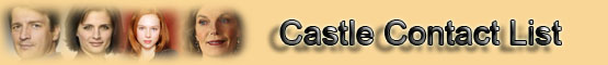 Castle Main Contact Page banner