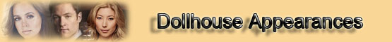 Dollhouse Appearances Page banner
