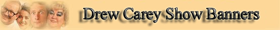 Drew Carey Show Banners banner
