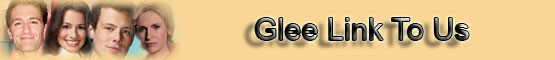 Glee Link to Us banner