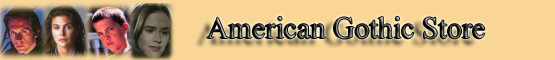 American Gothic Store banner