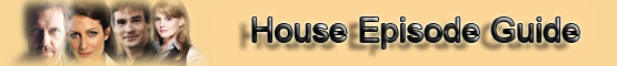 House Episode Guide banner