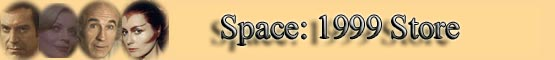 Space: 1999 Store banner