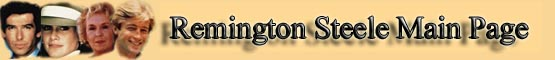 Remington Steele Main Page banner