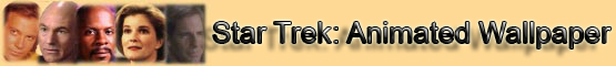 Star Trek: The Animated Series Wallpaper banner