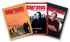 The Sopranos DVD pic