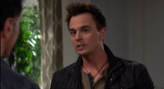 Wyatt tells Bill about how his crazy mom has been living with Liam