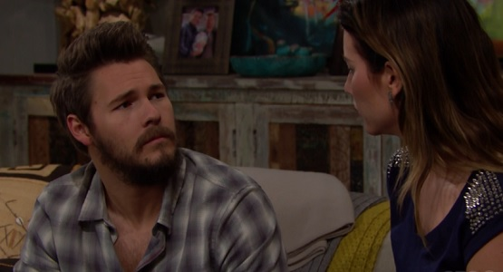 Liam tells Steffy how much he loves her.