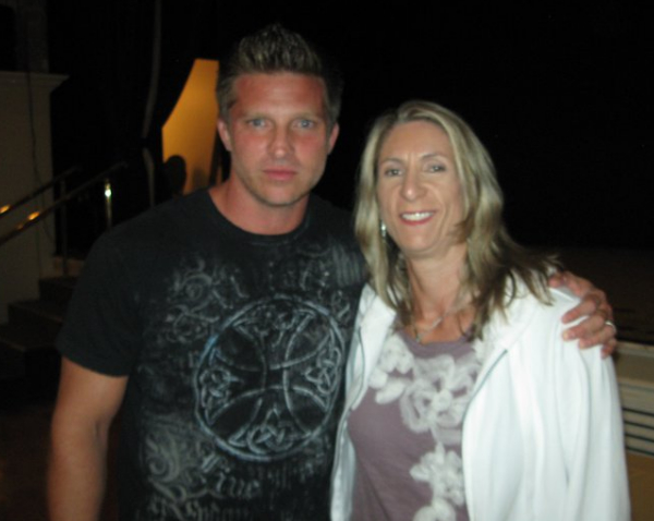 Steve Burton Wife Sheree Gustin