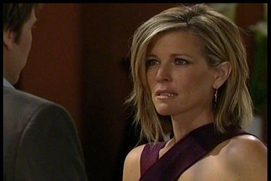 Carly On General Hospital New Haircut