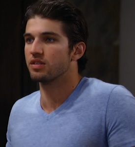 Morgan tells Carly and Michael that he's desperate to be with Kiki.