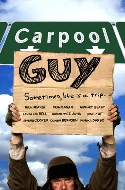 Carpool Guy DVD cover