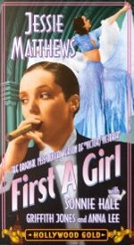First a Girl VHS cover