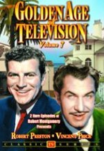 Golden Age of Television DVD cover
