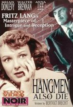 Hangmen Also Die! DVD cover