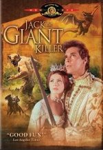 Jack the Giant Killer DVD cover