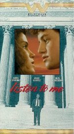 Listen to Me DVD cover