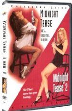 Midnight Tease DVD cover