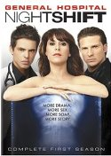 General Hospital: Night Shift - Complete First Season DVD cover