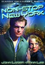 Non-Stop New York VHS cover