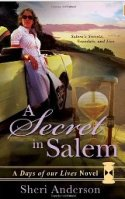 A Secret in Salem [Paperback]