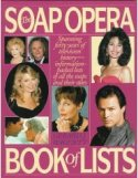 Soap Opera Book of Lists book cover