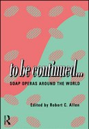 To Be Continued book cover
