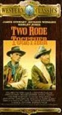 Two Rode Together DVD cover