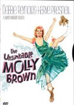 The Unsinkable Molly Brown DVD cover