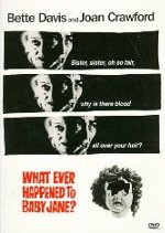 Whatever Happened to Baby Jane? DVD cover