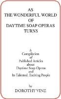 As The Wonderful World of Daytime Soap Operas Turns book cover