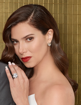 "Roselyn Sanchez, formerly Pilar on As The World Turns, now stars in ""Grand Hotel"" on ABC starting June 17!"