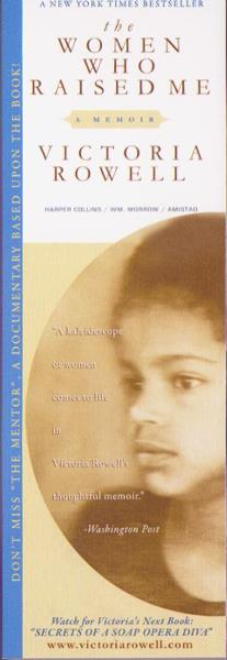 bookmark for Victoria Rowell's book