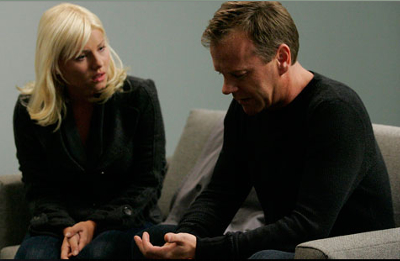 Kim and Jack Bauer