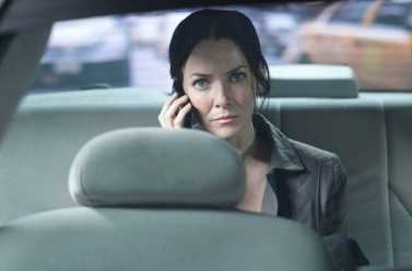 "Renee (Annie Wersching) talks to Jack about the possibility of a mole working inside CTU in the ""6:00 - 7:00 AM"" episode of 24 that aired as the first part of a special two-hour episode Monday, April 5"