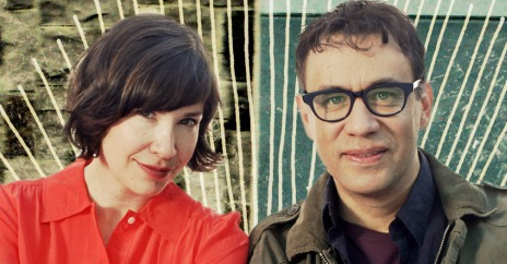 "Fred Armisen and Carrie Brownstein of ""Portlandia"""