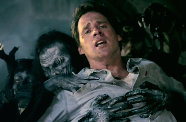 "star Ben Browder in ""Dead Still"""