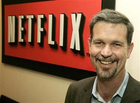 founder Reed Hastings