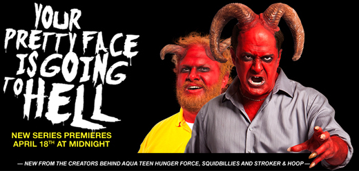 Your Pretty Face Is Going to Hell's Henry Zebrowski and Matt Servitto