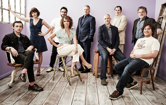 Red Oaks cast