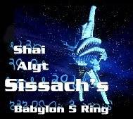 Shai Alyt Sissach's Babylon 5 Ring